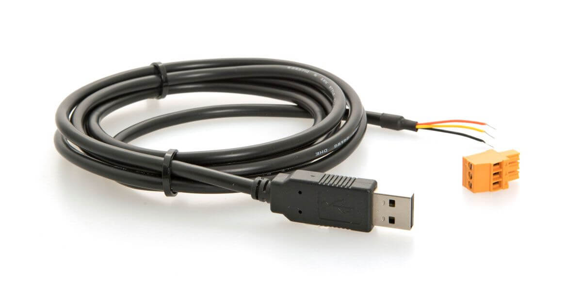 Usbkit-pro Serial To Usb Cable Assembly