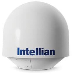 Intellian i9P / i9W Empty Dummy Dome (24.75cm X 24.75cm)