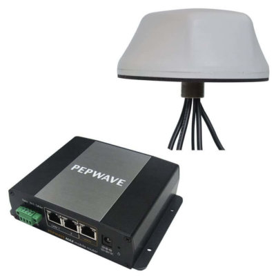 Pepwave Max BR1-LTE Farm Outbuilding 4G Wifi MIMO System
