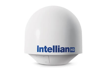 Intellian s80HD Dummy Dome
