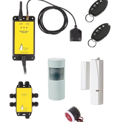 SuperSail Marine Monitoring System