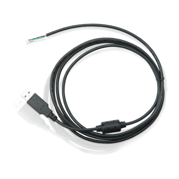 USB cable to convert NDC-4 to NDC-4 USB