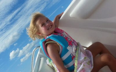 Top Tips When Sailing With Children