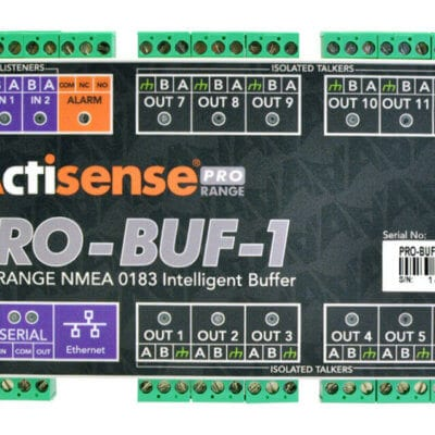 PRO-BUF-1 Professional NMEA 0183 Buffer - Pluggable Screw Terminals