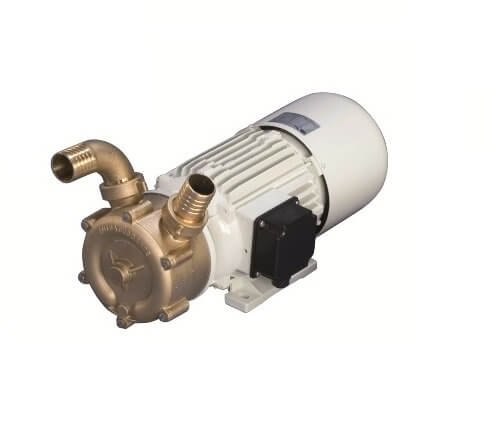 CEM 025 Self Priming Bronze Electric Pump