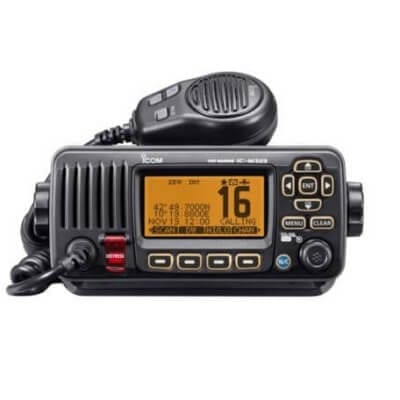 Icom VHF/DSC Marine Radio With GPS Receive IC-M323G
