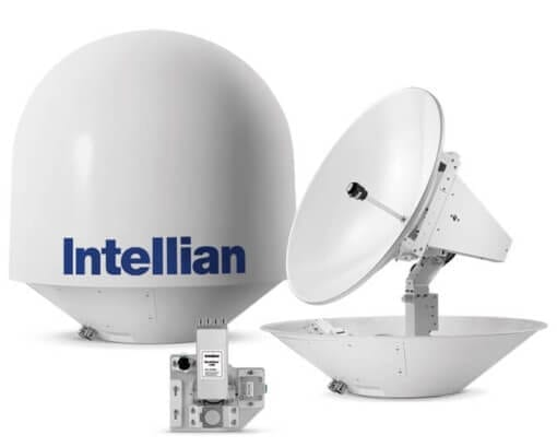 Intellian t110W Marine Satellite TV Antenna