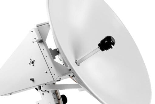 Intellian t80W Marine Satellite TV Antenna