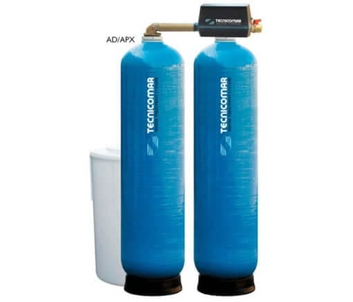 Tecnicomar AD/APX 150/2 High Capacity Water Softener