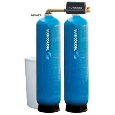 Tecnicomar AD/APX 300/2 High Capacity Water Softener