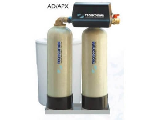 Tecnicomar AD/APX 50/2 High Capacity Water Softener