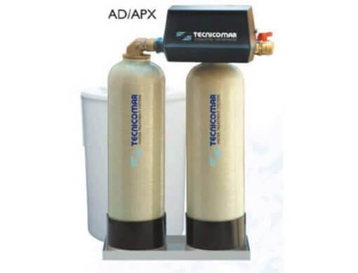 Tecnicomar AD/APX 60/2 High Capacity Water Softener