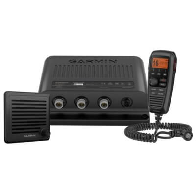 Garmin 315i Marine Radio VHF with GHS 11i Handset & Active Speaker