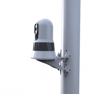 CAM-MM-02  Camera Mast Mount