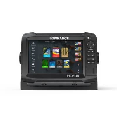 Lowrance HDS-7 Carbon Series