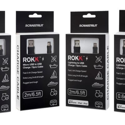 ROKK Charge Cable