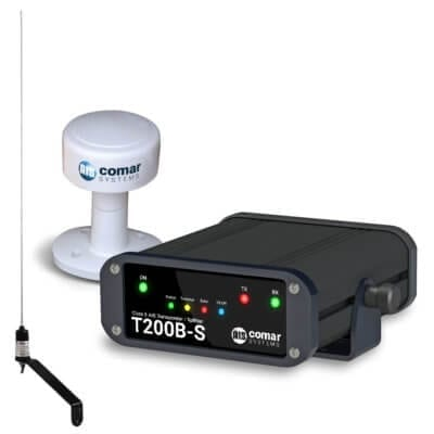 Comar Powerboat Transponder Package and Antenna