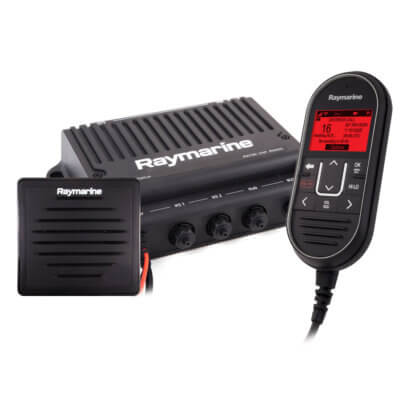 Raymarine Ray-90 VHF Black Box Passive Speaker