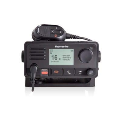 Raymarine 63 VHF Radio with Internal GPS receiver