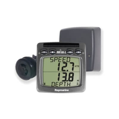 Raymarine Wireless Speed and Depth System with Triducer
