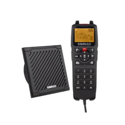 Simrad RS90 Handset and Speaker Unit
