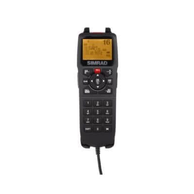 Simrad RS90 wired handset for RS90 VHF