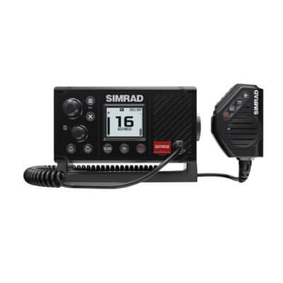 Simrad RS20S Fixed VHF with Built in GPS