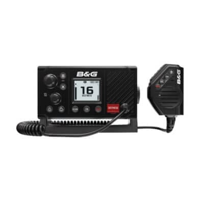B&G V20S Fixed VHF with built in GPS