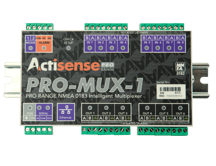 NME PRO Multiplexer