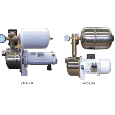 CEM Fresh Water Self Priming Pump with 8L Tank