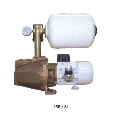 CEM Sea & Fresh Water Self Priming Pump with 8L Tank