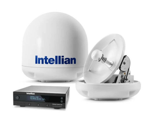 Intellian i4P Marine Satellite TV Antenna