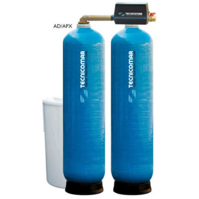 Tecnicomar AD/APX 200/2 High Capacity Water Softener
